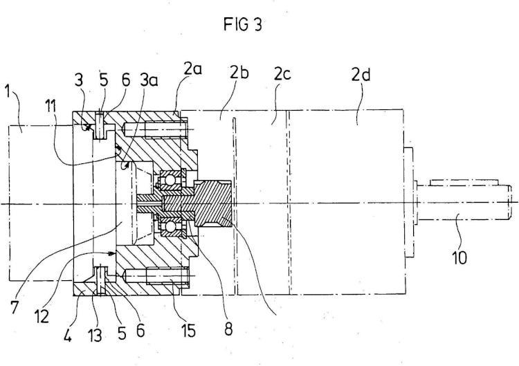 Estructura de unión para la unión mecánica de una primera carcasa con una segunda carcasa.