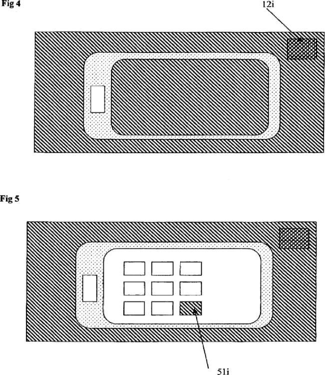 Tablero de juego con casilla de reconocimiento digital y ficha digital asociada.