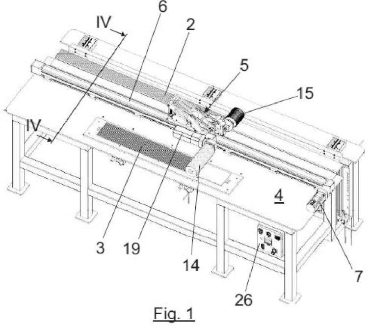 Máquina lijadora para componentes de caucho.
