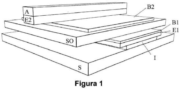 Dispositivo opto-espintrónico y método para su fabricación.