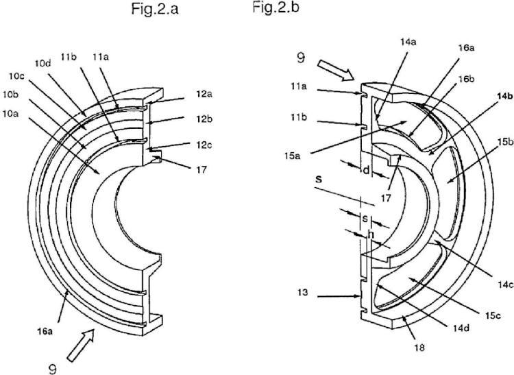 Procedimiento para la fabricación de discos de embrague y de freno para embragues electromagnéticos o frenos electromagnéticos con al menos un elemento de superficie de fricción.
