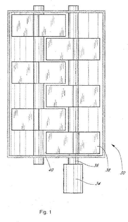 Sistema disruptor para materiales celulósicos secos.