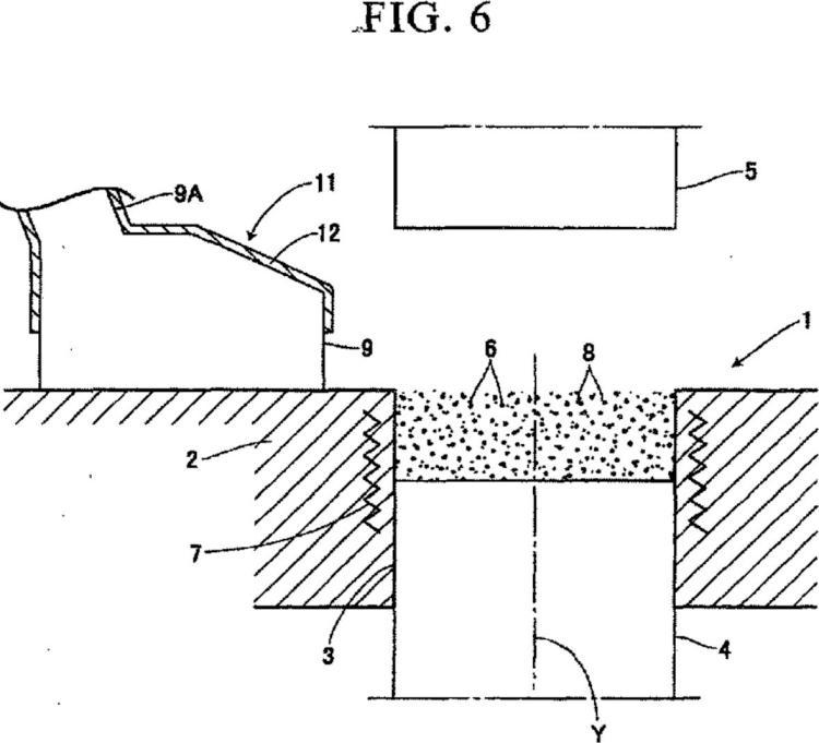 Procedimiento de producción de producto sinterizado a partir de polvo.