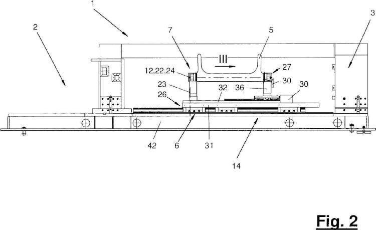 Dispositivo y procedimiento de soldadura por presión.