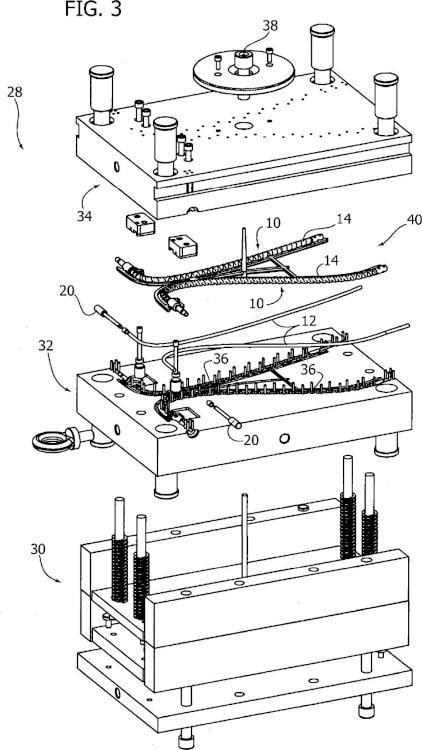 Funda para cables de transmisión y procedimiento de fabricación de la misma.