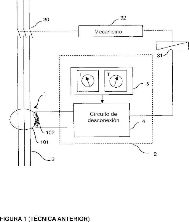 Dispositivo de protección diferencial con medios de reglaje simplificados de los parámetros de protección.