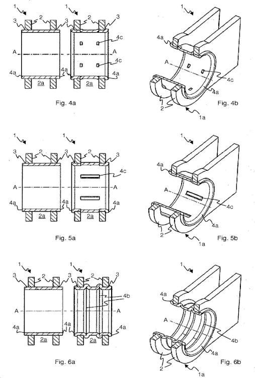 Procedimiento para la fabricación de un bastidor de chasis y bastidor de chasis para un vehículo.