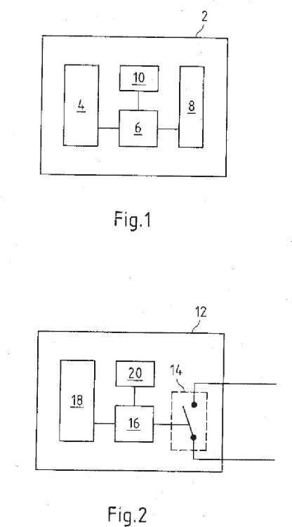 Procedimiento para la transmisión de datos a un receptor.