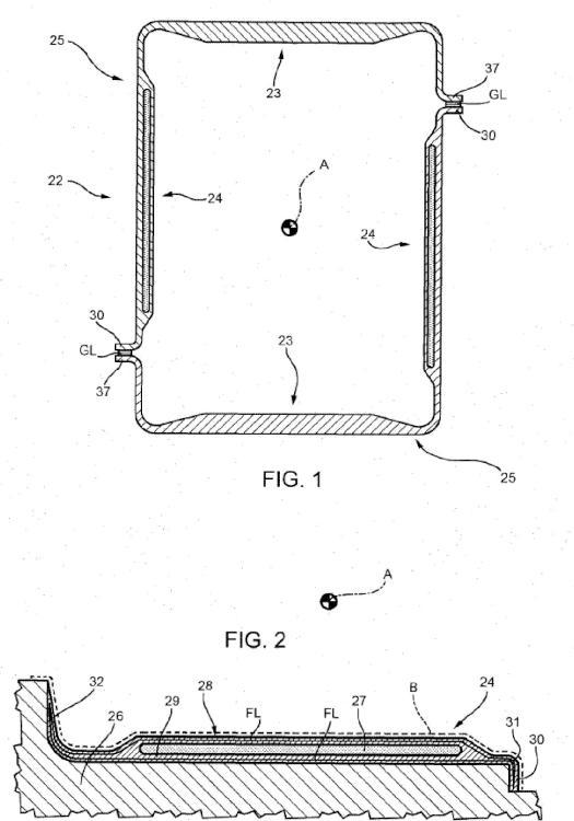 Método de fabricación de larguero tubular para pala de aerogenerador.