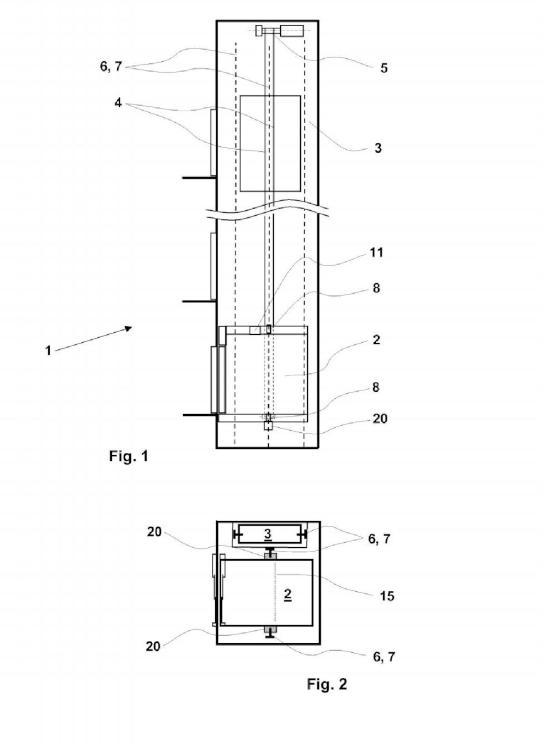 Dispositivo de freno con dispositivo de accionamiento electromecánico.