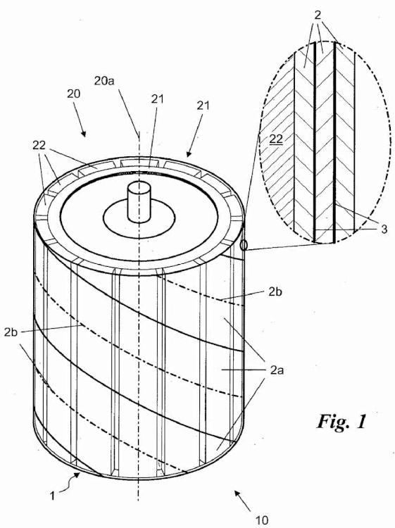 Un dispositivo de fijación para motores sin escobillas.