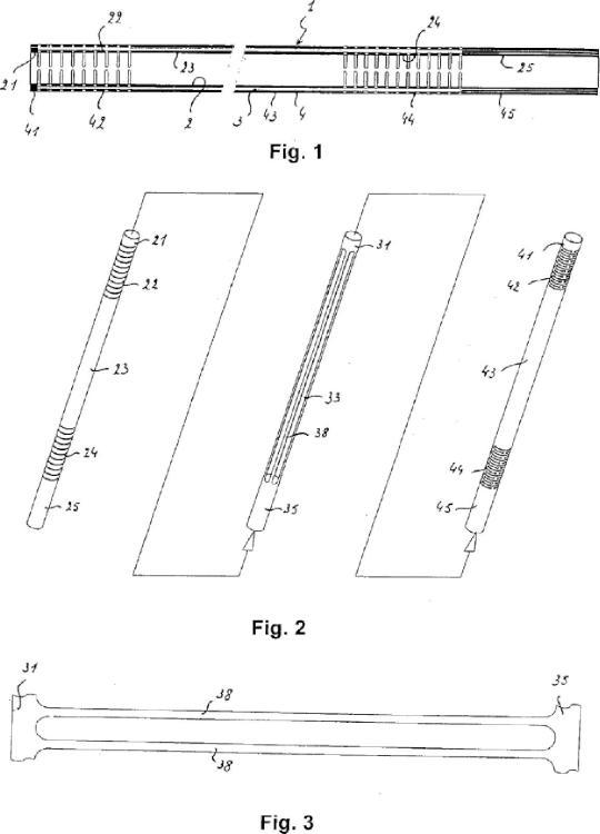 Instrumento para aplicaciones endoscópicas.
