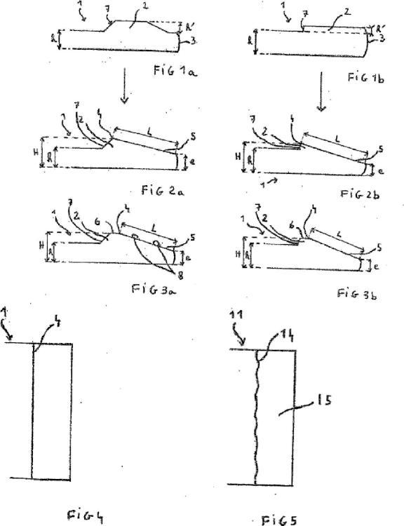 Placa de vitrocerámica y su procedimiento de fabricación.