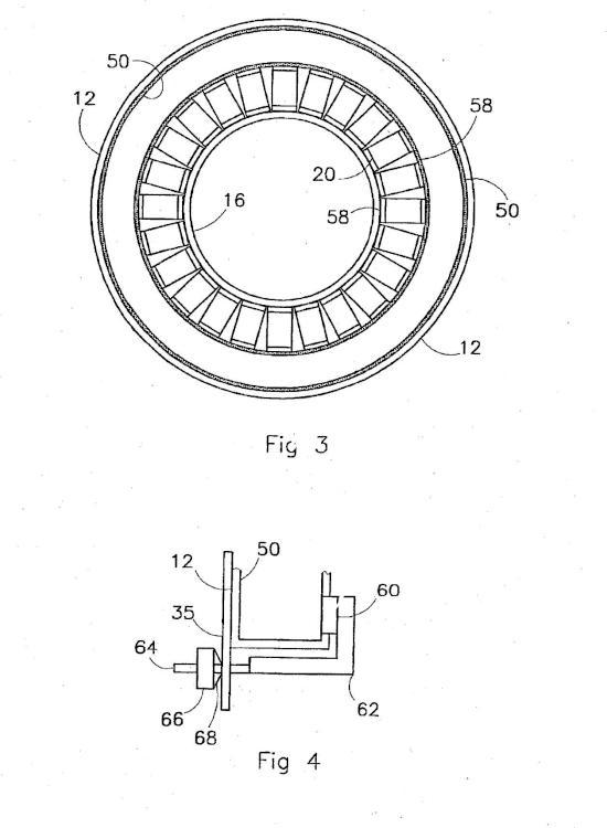 Módulo que comprende un generador termoeléctrico y fuente de alimentación.