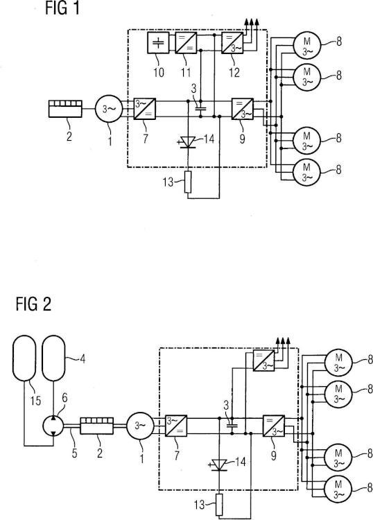 Sistema de accionamiento híbrido para vehículos ferroviarios.
