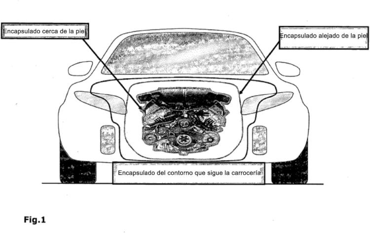 Aislamiento de efecto acústico y térmico.