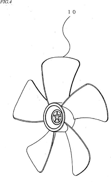 Ventilador axial.