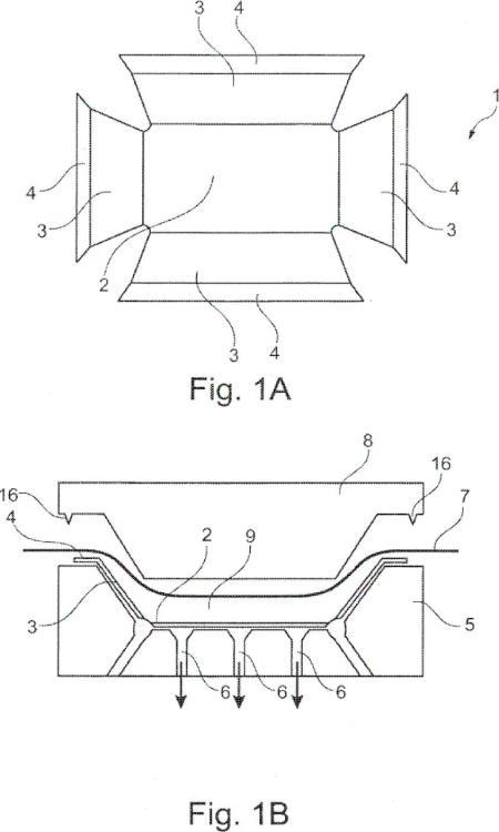 Ilustración 1 de la Galería de ilustraciones de Envase para empaquetado en atmósfera modificada