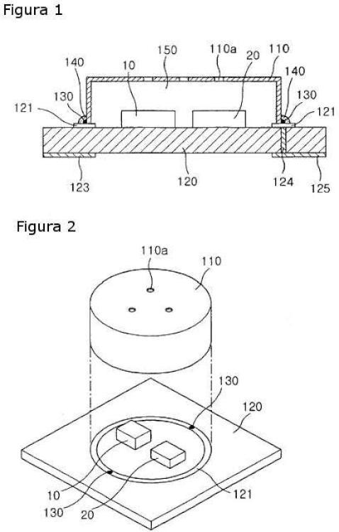 Micrófono de condensador y método de empacaje para el mismo.