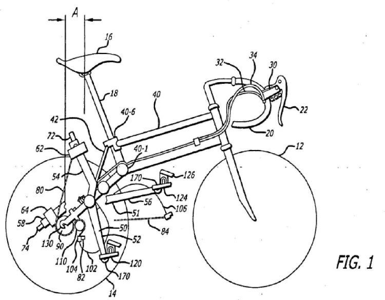 Bicicleta de amplia gama de potencia con sistema de cambio de marchas intuitivo positivo.