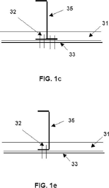 Estructura de aeronave en material compuesto.