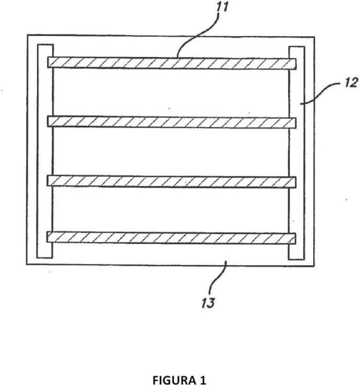 Un calentador tipo placa y un método para la fabricación del mismo.