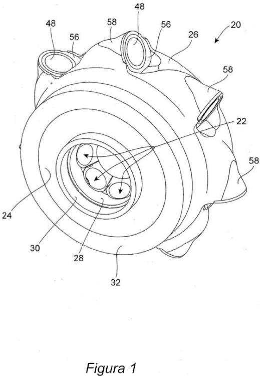Motor térmico rotativo.