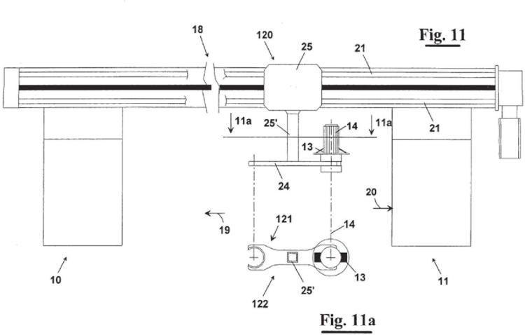 Sistemas para el bobinado y la inserción de bobinas en componentes de la máquina dinamo eléctrica.