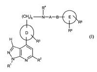 Aminopirazolopiridinas sustituidas y sus sales, sus preparaciones y composiciones farmacéuticas que las comprenden.