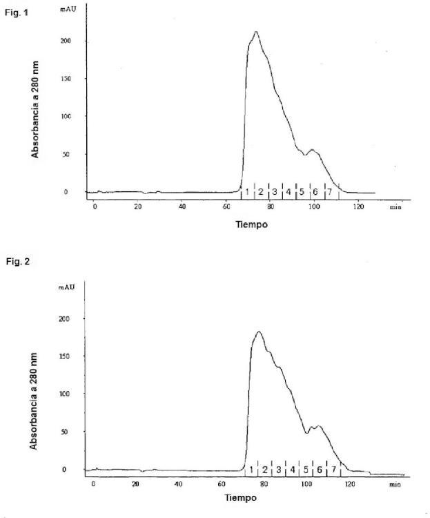 Método para producir trombomodulina soluble de gran pureza.