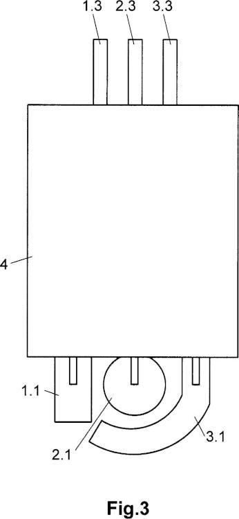 Dispositivo electródico para la detección de ácido glucónico, procedimiento de fabricación y uso de dicho dispositivo.