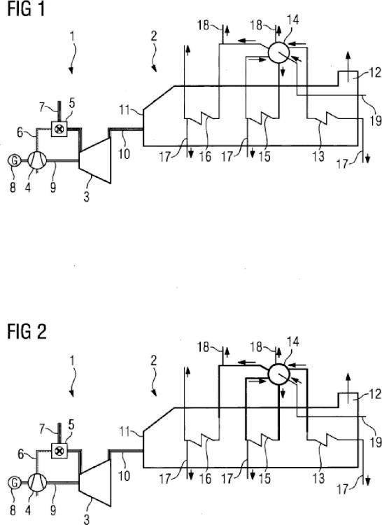 Método para la finalización de una limpieza química de una central eléctrica.