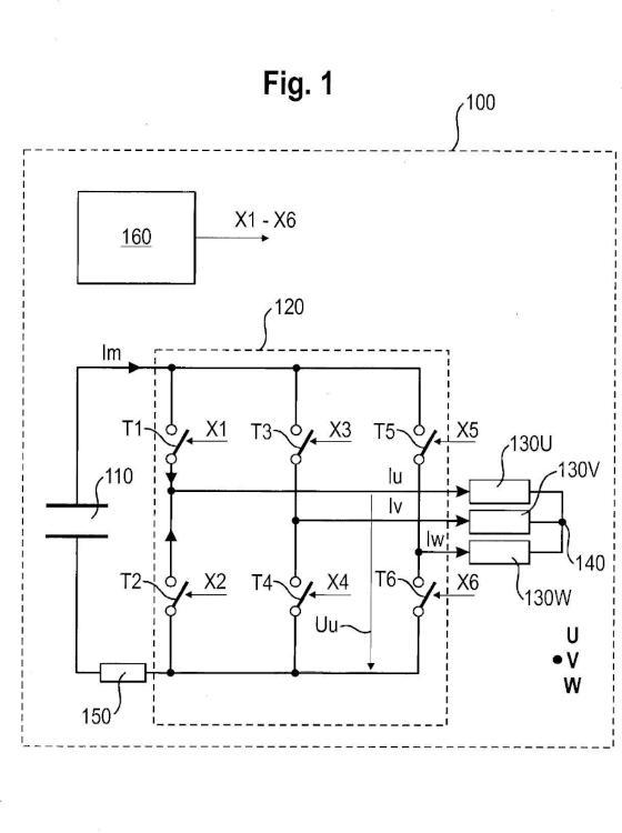 Procedimiento y dispositivo para arrancar un motor eléctrico.
