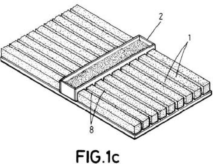 Procedimiento de fabricación de piezas de hormigón y pieza de hormigón así obtenida.