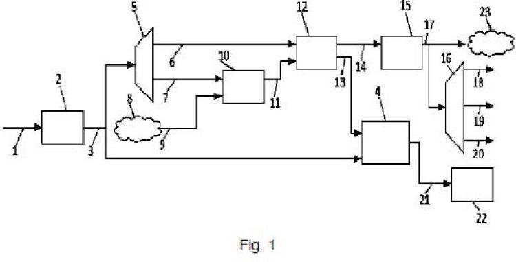 Procedimiento y dispositivo para medir el tiempo de subtitulado en los flujos de transporte de radio y televisión.