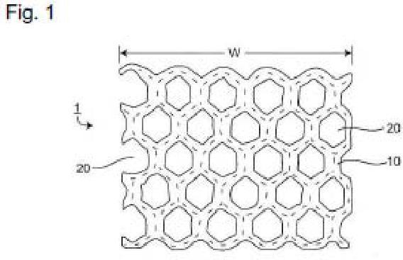 Estructura de ventilación para el control de plagas de insectos y método para su producción.