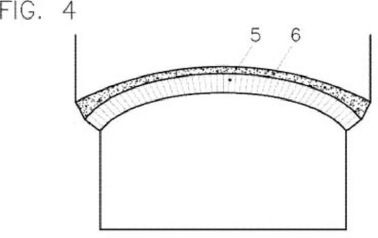 Material ecológico de refuerzo en bóvedas de construcciones preexistentes, y procedimiento asociado al mismo.