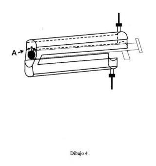 Optica anti-empañado para cirugía endoscópica y su mecanismo de uso.