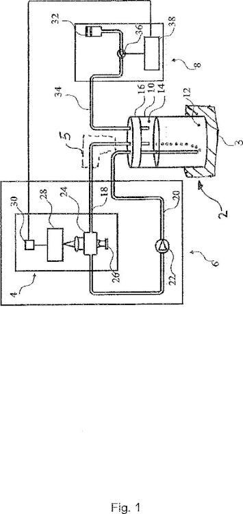 Determinación de dióxido de azufre en un líquido.