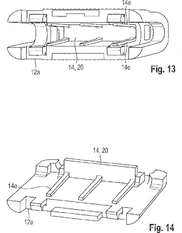 Ilustración 6 de la Galería de ilustraciones de Procedimiento para fabricar un elemento de mando para un difusor de aire, elemento de mando para un difusor de aire, y difusor de aire
