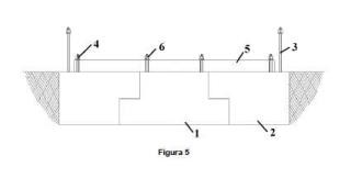 Procedimiento de ejecución de un aerogenerador para repotenciar un parque eólico existente y aerogenerador obtenido.