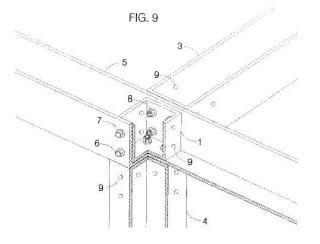 Sistema de construcción modular ligera.