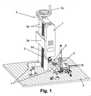 Método y sistema de exfoliación micromecánica por vía seca de materiales laminares bidimensionales.