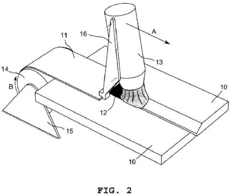 Dispositivo y método de control del enfriamiento en piezas soldadas.
