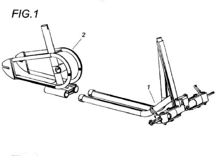 Chasis para triciclos y bicicletas multi-talla y plegable.
