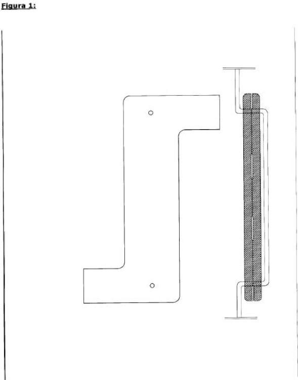 Sistema constructivo, en especial sistema constructivo cerámico para revestimientos verticales y horizontales mediante el reciclaje de baldosas cerámicas.
