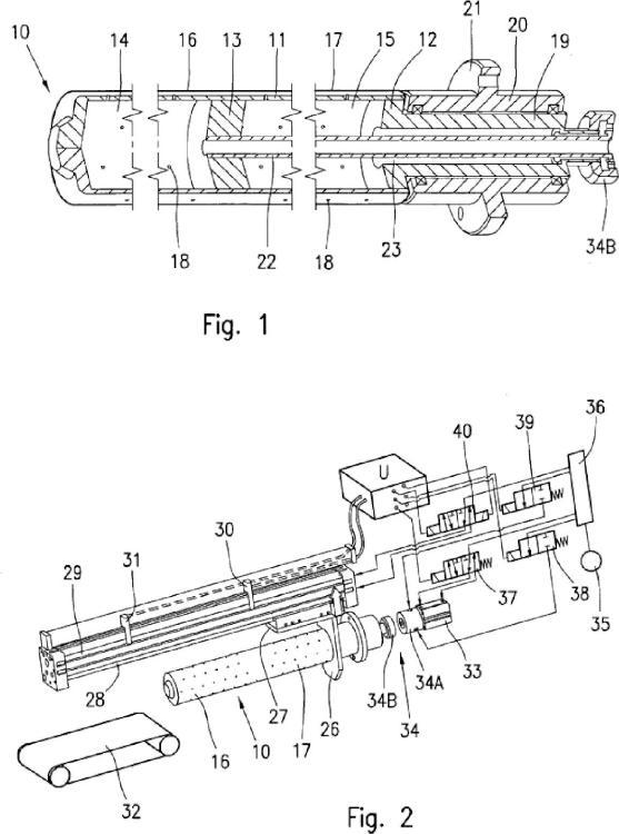 Método, mandril y aparato para bobinado y retirada de rollos sin núcleo de película estirable.
