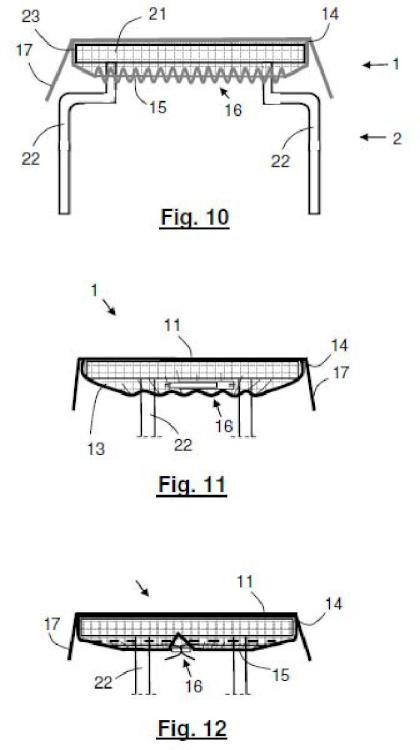 Mantel para la cubrición de una mesa.