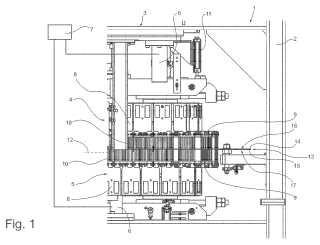 Máquina para desbarbar y procedimiento para su ajuste.