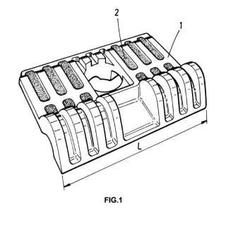 Uso de materiales de cambio de fase en polímeros termoplásticos.